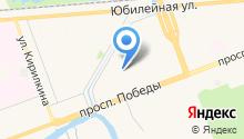 Детский сад №44, Веселые нотки на карте