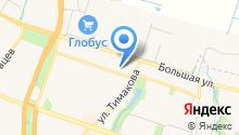 GOLD на карте