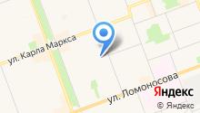Лицей №17 на карте
