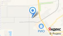 Автомир-Вологда на карте