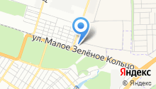 Юниэл на карте