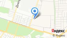 Магазин электротехнической продукции на карте