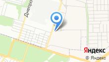 Ростов Запчасти на карте