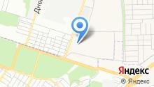 Магазин матрасов на карте