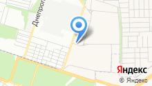 АСПАЙП-ЮГ на карте