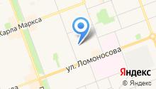 Детский сад №49, Белоснежка на карте