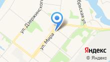 Ranza на карте