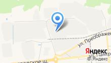 ТракСистемс на карте