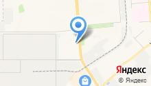 Шафран на карте