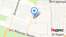 Дамиан-юг - магазин-склад на карте