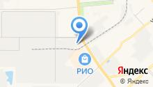 Противопожарная служба Вологодской области на карте