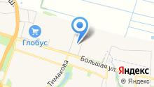Шереметьевский квартал на карте