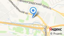 Kuzovoff на карте