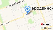 ГТРК Северодвинск на карте