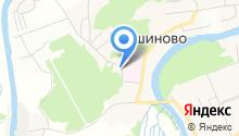 Кувшиновский дом культуры на карте