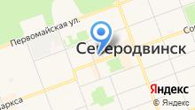 Sport city на карте