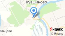 Строительное управление-13 на карте