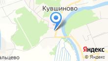 Банкомат, СГБ на карте
