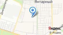 Саянская фольга на карте