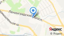 Brinco на карте