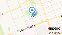 Архангельское областное управление инкассации на карте