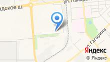 БАНК СГБ на карте