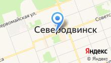 Городская касса+ на карте