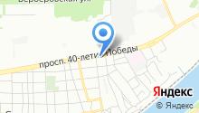 61 регион на карте