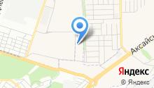 ASK на карте
