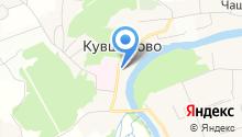 Храм святителя Николая, Чудотворца Мирликийского на карте