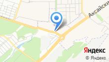 Дон-Скутер на карте