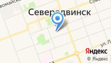 Детский сад №90, Хрусталик на карте