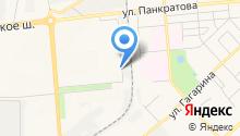 Банк Вологжанин на карте