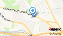 Auto тонировка на карте