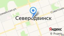 Банк Югра, ПАО на карте