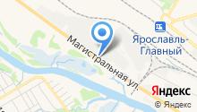 Иван Васильевич на карте
