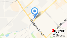 КУРС-АВТО на карте