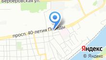 ART-КМ на карте