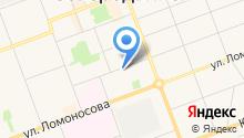 Газкомплектсевер на карте