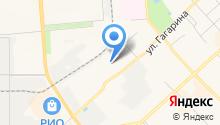 Gazelvologda на карте
