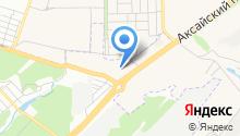 КИС-АВТО на карте