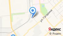 Автотехимпорт на карте