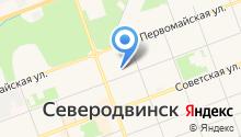 Автоскоп на карте