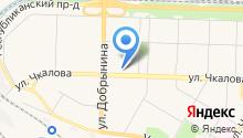 Amadeus на карте