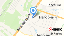 Великан Ярославль на карте