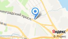 Awa-Ярославль на карте