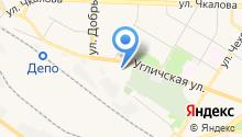 NevelCom на карте