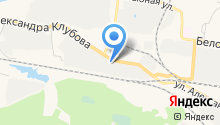 Аквапринт Вологда на карте