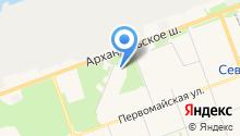 Парк-Кафе на карте