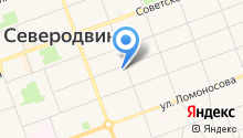 ГК Решение - Сервисный центр на карте